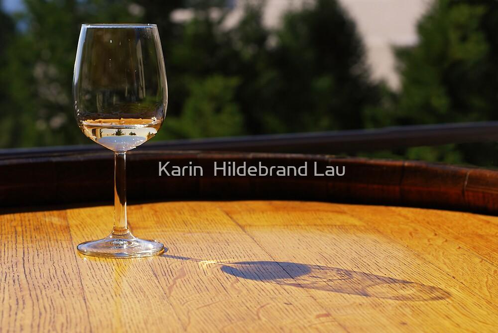 White Wine by Karin  Hildebrand Lau
