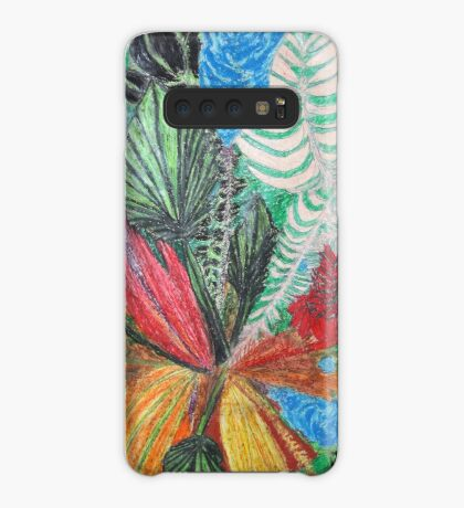 Flowers - vivid Case/Skin for Samsung Galaxy