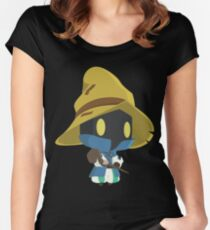 Vivi from World of Final Fantasy Women's Fitted Scoop T-Shirt