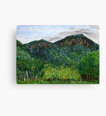 Lansdowne Escarpment Canvas Print