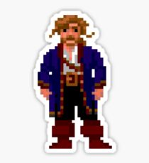 Guybrush Threepwood Sticker