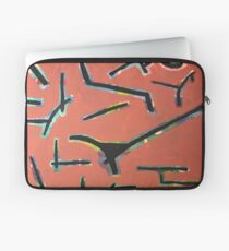 Everyone was talking at once Laptop Sleeve