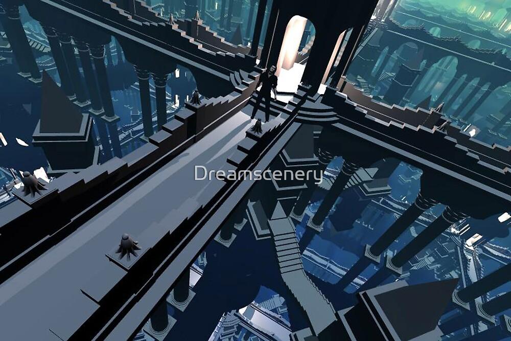 Escape into Geometricity by Dreamscenery