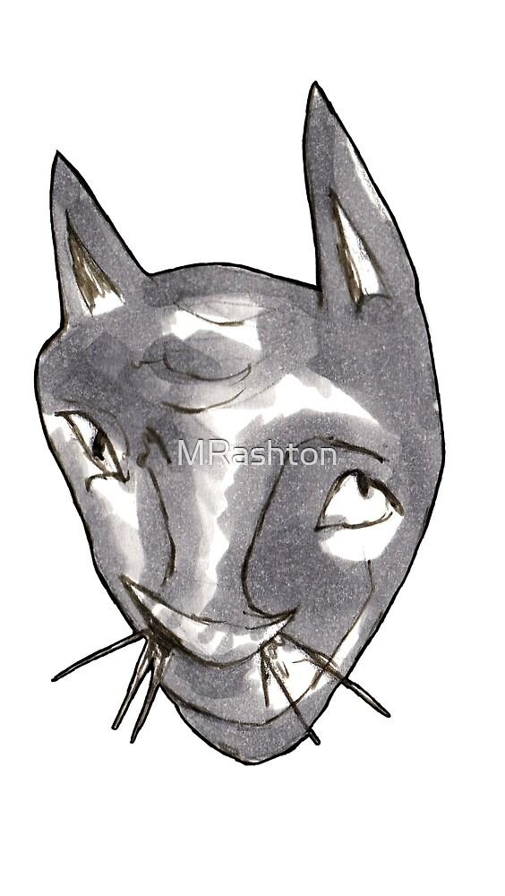 Sly Cat by MRashton