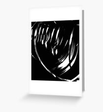 """""""Echoes...."""" Greeting Card"""