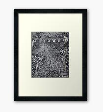 Le Tour De France Framed Print