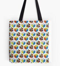 Rubik's Cube Tote Bag