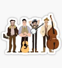 Mumford and sons Sticker