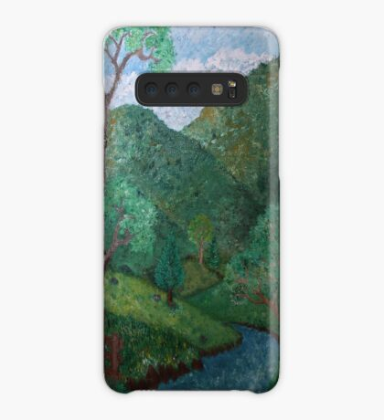 At the farm Case/Skin for Samsung Galaxy