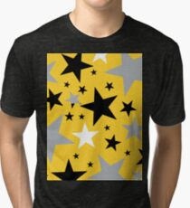 yellow stars Tri-blend T-Shirt