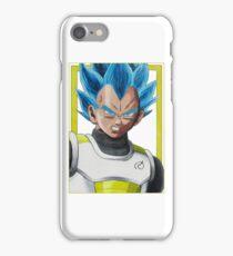Vegeta God Super Saiyan iPhone Case/Skin