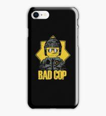 Lego Movie Bad Cop iPhone Case/Skin