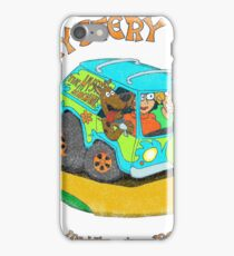 Mystery inc. Vintage iPhone Case/Skin