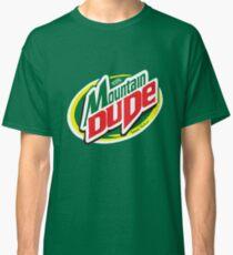 Mountain Dude Classic T-Shirt