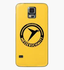 Messerschmitt  Case/Skin for Samsung Galaxy