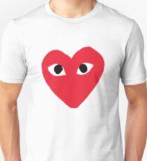 Comme Des Garcon Unisex T-Shirt