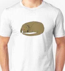 Sleepy Dog Unisex T-Shirt