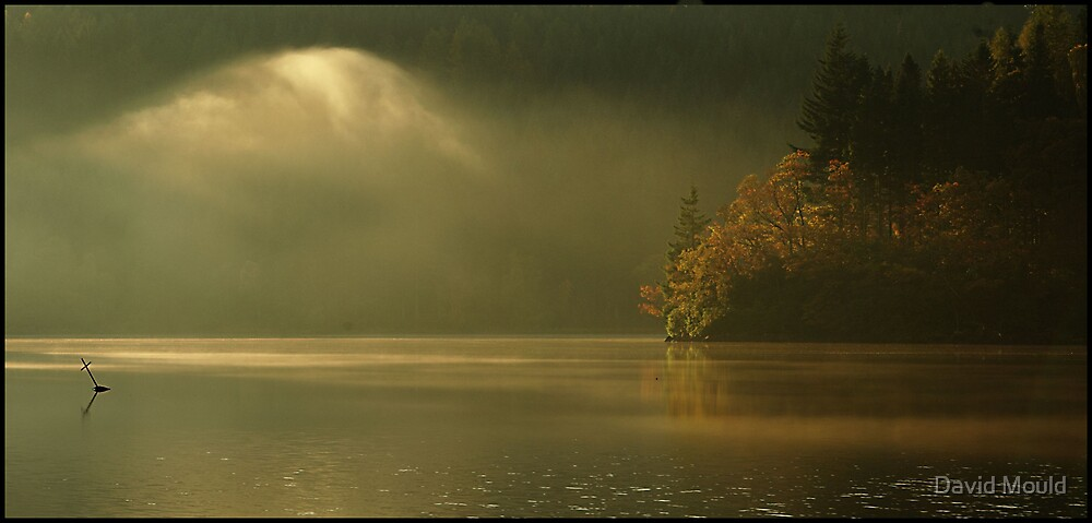 Loch Ard, Trossachs, Scotland by David Mould