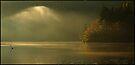 Loch Ard, Trossachs, Scotland by David Mould