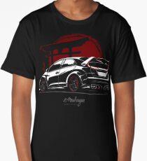 2015 Civic Type R Long T-Shirt