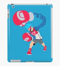 Spring Man Blocky iPad Case/Skin