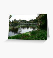 River Torrens Greeting Card