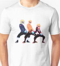 Naruto - Minatao - Boruto - Family  Unisex T-Shirt