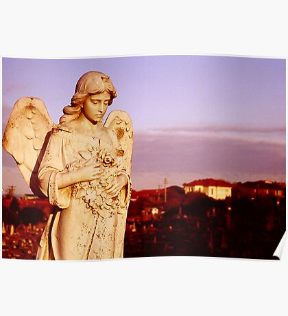 Coogee Angel Poster