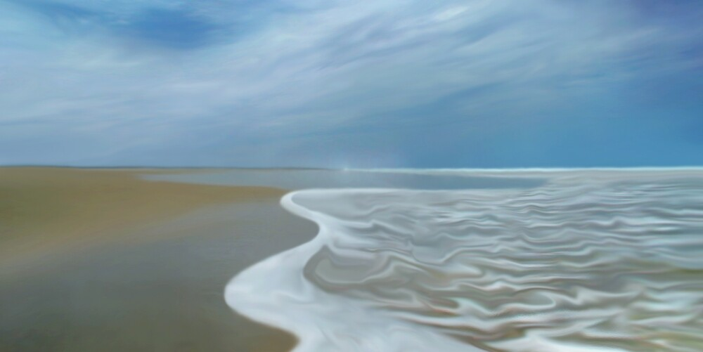 Shore Line by Cliff Vestergaard