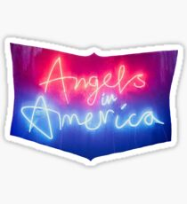 Angels in America Sticker