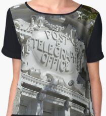 Woolloongabba Post and Telegraph Office Women's Chiffon Top