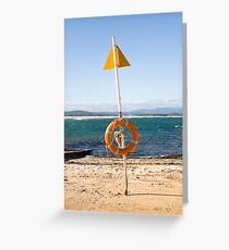 Twofold Bay Greeting Card