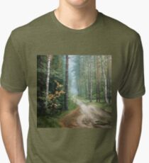 Road Tri-blend T-Shirt