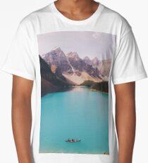 Mountain Sea Long T-Shirt