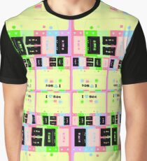 COLOUR #80s #cassette 02 Graphic T-Shirt