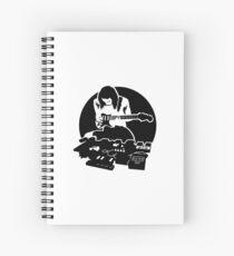 Cuaderno de espiral Pelusa