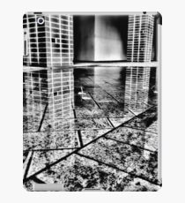 Building reflections iPad Case/Skin