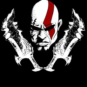 Kratos  by GeorgeMatt