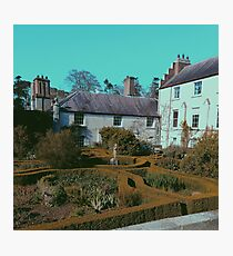 Killruddery House and Gardens Photographic Print