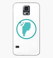 Digital Meat Logo Case/Skin for Samsung Galaxy