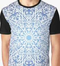 Mandala *arctic blue* Graphic T-Shirt