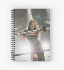Girls Generation Hyoyeon WannaBe Spiral Notebook