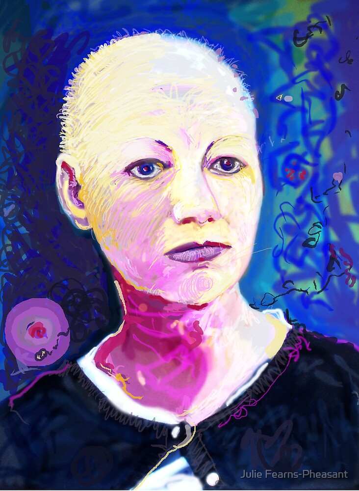 Cameo Chemo-Series One by Julie Fearns-Pheasant