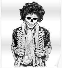 Dead Famous Jimi Poster