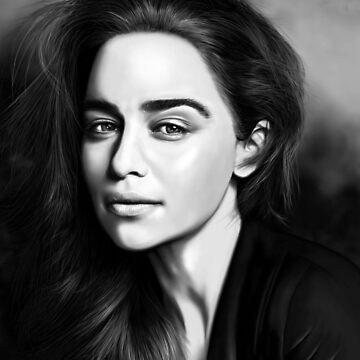 Emilia clarke by Dcpicture