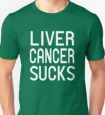 Liver Cancer Sucks T Shirt Unisex T-Shirt