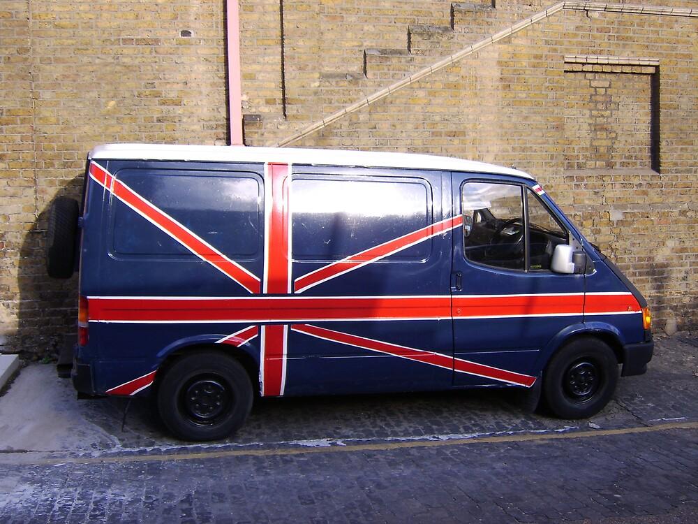 Rule Britvania by James  Dedman