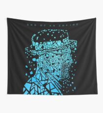 Breaking Bad -  Mr White -  End of an empire Wall Tapestry
