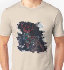 Celestial Deer Unisex T-Shirt