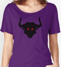 The Bronze Beast Logo Women's Relaxed Fit T-Shirt